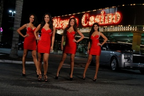 Royal Flush Girls - World Poker Tournament
